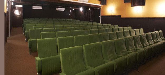 Cinéma Jeanne d'Arc • La Bernerie-en-Retz @ Rudy Burbant