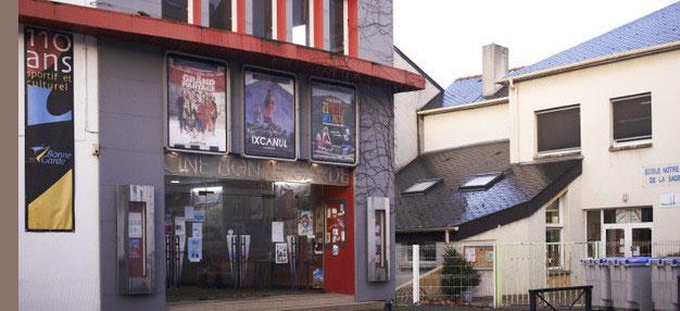 Cinéma Bonne Garde • Nantes @ Rudy Burbant