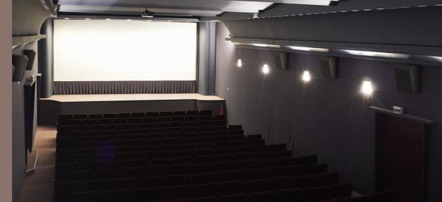 Cinéma Paradiso • Nort-sur-Erdre @ Rudy Burbant
