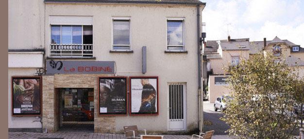 Cinéma La Bobine • Pontchâteau @ Rudy Burbant