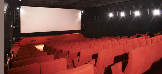 Cinéma Lutétia • Saint-Herblain @ Rudy Burbant