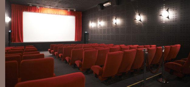Cinéma Saint-Michel • Saint-Michel-Chef-Chef @ Rudy Burbant