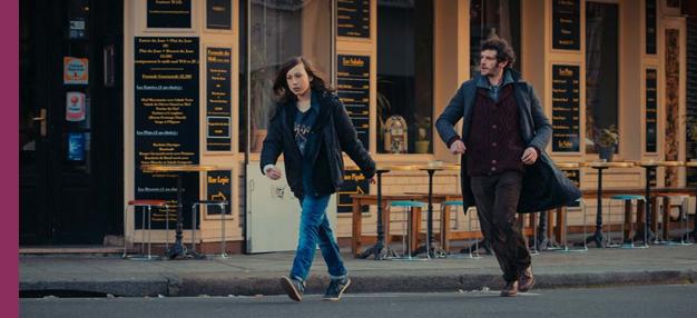 Simon et Théodore (+ réalisateur)