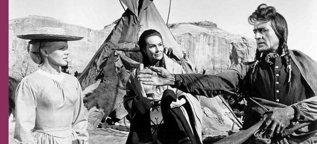 Les Cheyennes (Cheyenne Autumn)