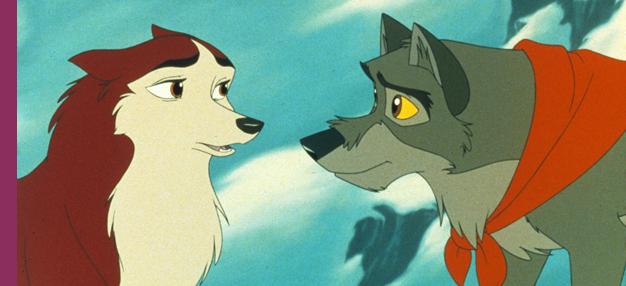 Balto, chien-loup, héros des neiges (Balto)