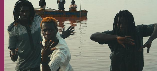 L'Appel à la danse au Sénégal (+ réalisatrice)