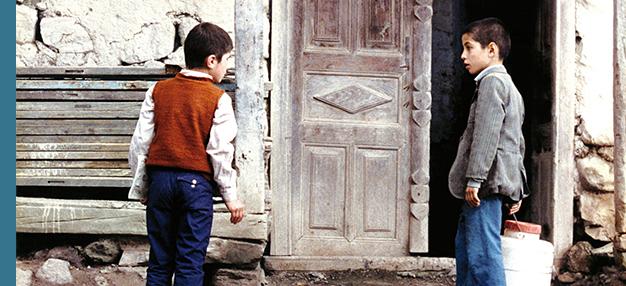 Où est la maison de mon ami ? (Khaneh-ye doost Kojast ?)