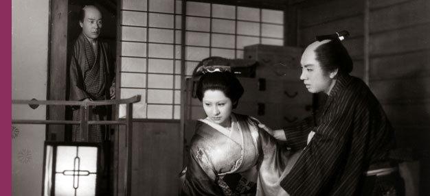 Les amants crucifiés (Chikamatsu monogatari)