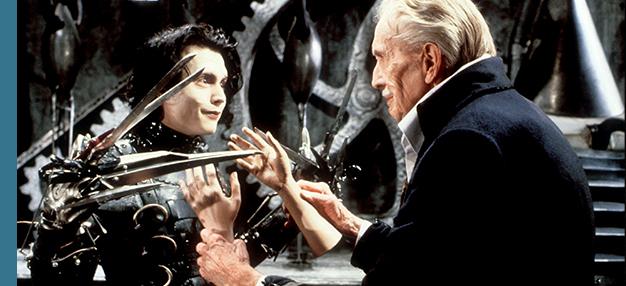 Edward aux mains d'argent (Edward Scissorhands)