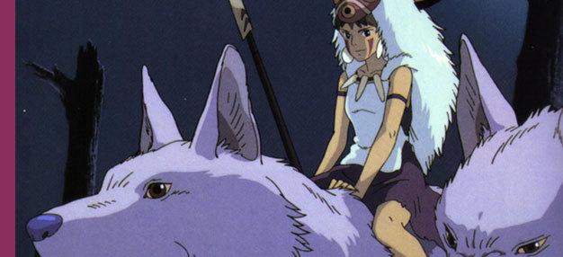 Princesse Mononoké (Mononoke Hime)