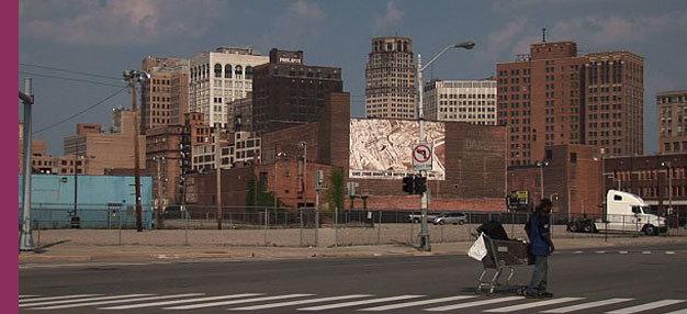 LA VILLE EN DÉCLIN • Detroit, ville sauvage