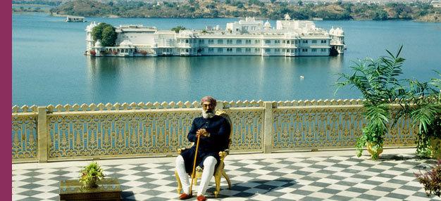 Jag mandir (Jag Mandir : Das excentrische Privattheater des Maharadscha von Udaipur)