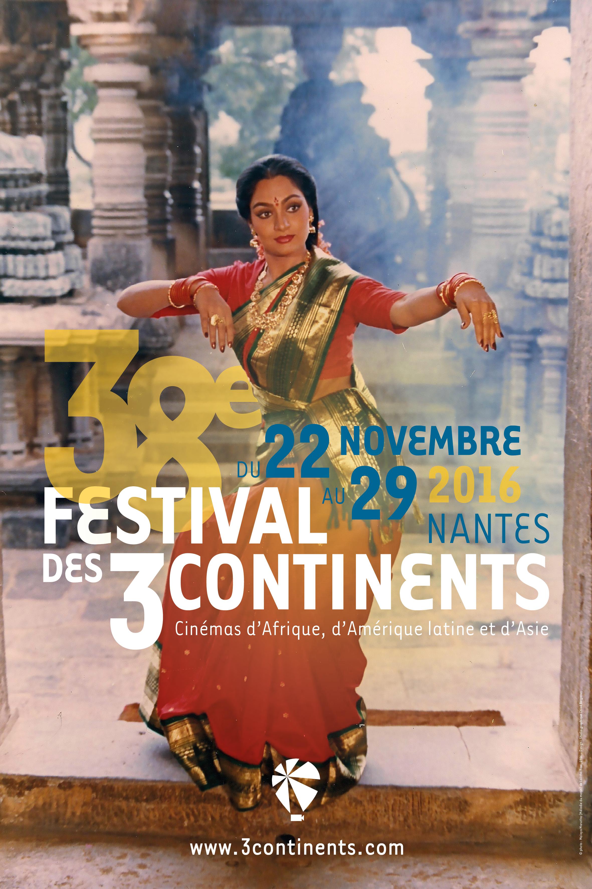 38ème Festival des 3 Continents