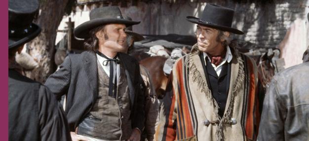 Pat Garrett et Billy le Kid