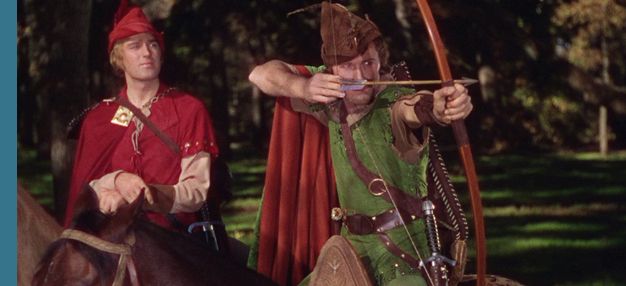 Les aventures de Robin des bois (The Adventures of Robin Hood)