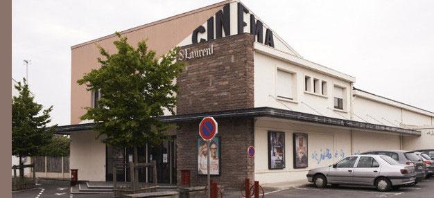 Cinéma Saint-Laurent • Blain @ Rudy Burbant