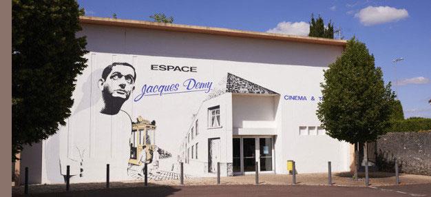 Cinéma Jacques Demy • La Chapelle-Basse-Mer @ Rudy Burbant