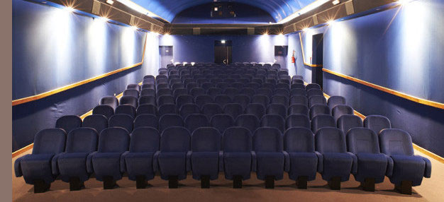 Cinéma Atlantic • La Turballe @ Rudy Burbant