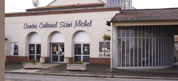 Cinéma Saint-Michel • Legé @ Rudy Burbant