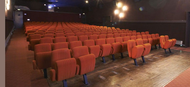 Cinéma Le Nozek • Nozay @ Rudy Burbant