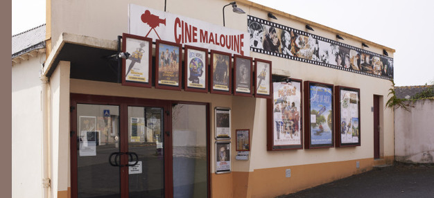 Ciné Malouine • Saint-Malo-de-Guersac @ Rudy Burbant