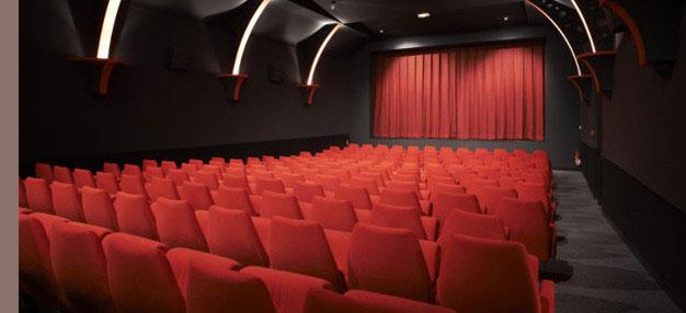 Cinéma Jeanne d'Arc • Saint-Mars-la-Jaille @ Rudy Burbant