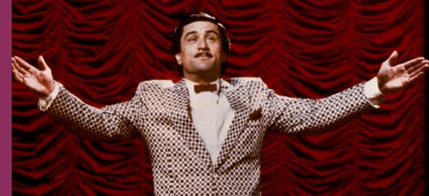 La Valse des pantins (King of Comedy)