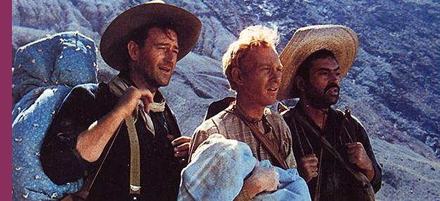 Le Fils du désert (Three Godfathers)