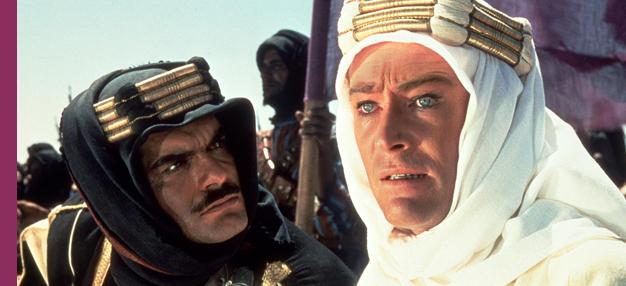 Lawrence d'Arabie (Lawrence of Arabia)