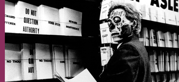 Invasion Los Angeles (They Live)
