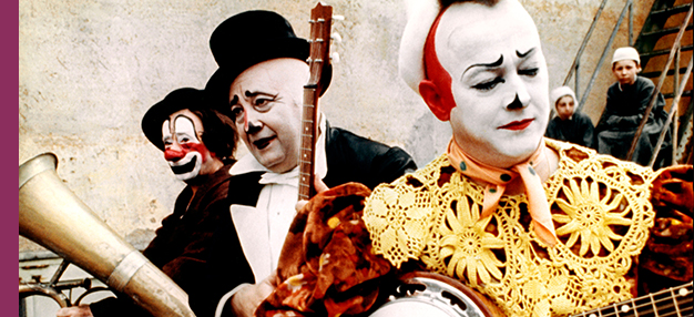 Les Clowns (I Clowns)