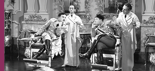Le Dictateur (The Great Dictator)