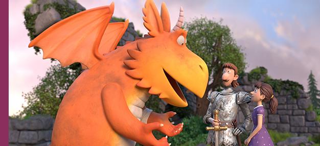Zébulon le dragon