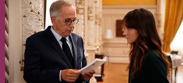 Alice et le maire (+ réalisateur)