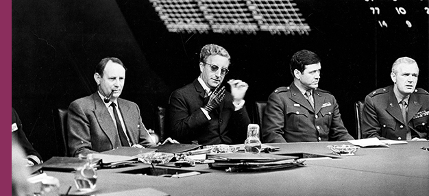 Docteur Folamour (Dr Strangelove or: How I Learned to Stop Worrying and Love the Bomb)