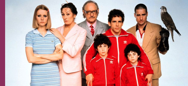 La Famille Tenenbaum (The Royal Tenenbaums)