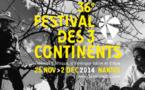 36ème Festival des 3 Continents