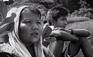 Muleha et l'esprit des anciens (+ réalisatrice)